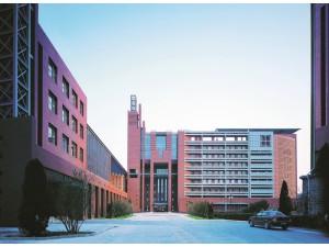 """天津理工学院实验楼,2004年度""""全国用户满意工程"""""""
