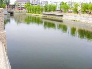 杭州市萧山区进化溪溪流整治
