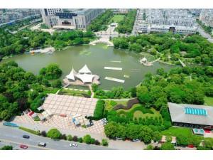 嘉兴秀洲文化公园