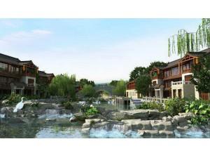 安吉县风情小镇旅游综合体3