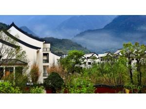 安吉县风情小镇旅游综合体2