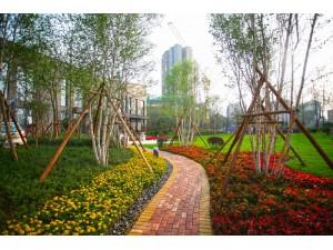 绍兴世茂新城景观