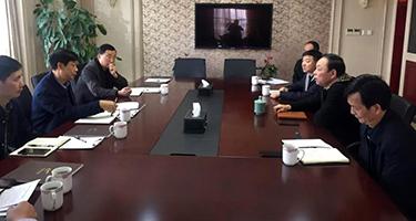 绍兴市越城区政协主席金百富来威廉希尔app集团走访调研