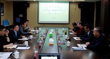 绍兴市住建局领导来亚博竞彩官网集团走访调研
